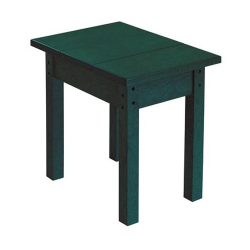 C.R. Plastic Products Adirondack - Green Small Table