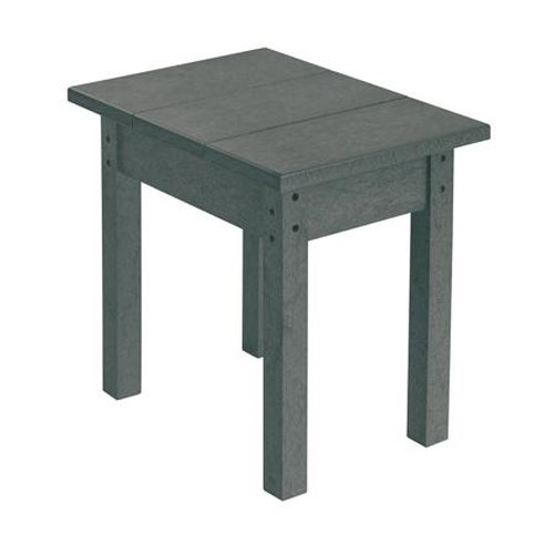 C.R. Plastic Products Adirondack - Slate Small Table