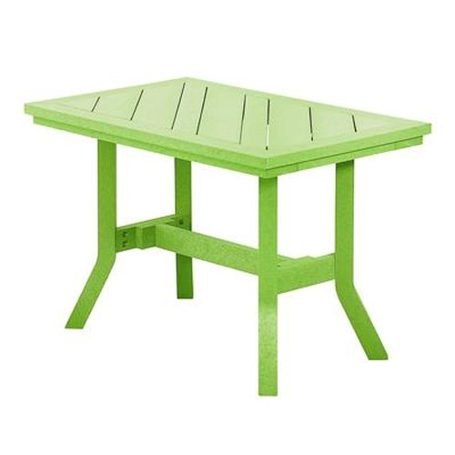 C.R. Plastic Products Adirondack - Kiwi Addy End Table