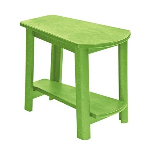 C.R. Plastic Products Adirondack - Kiwi Addy Side Table