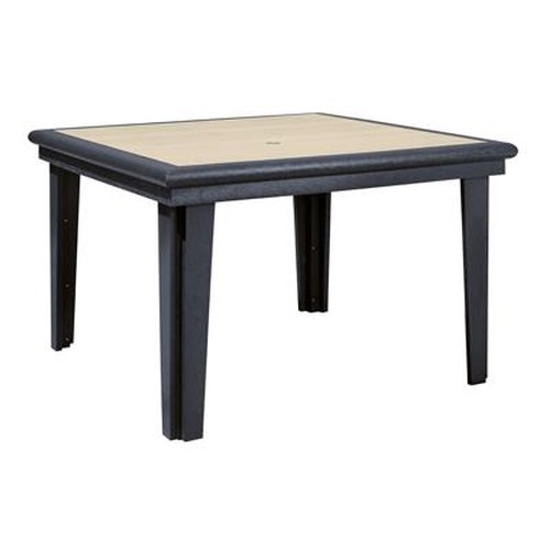 C.R. Plastic Products Adirondack - Square Dining Table