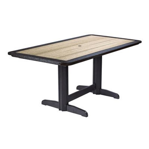 C.R. Plastic Products Adirondack - Rectangle Dining Table