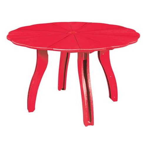C.R. Plastic Products Adirondack - Red 52
