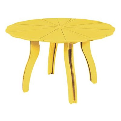 C.R. Plastic Products Adirondack - Yellow 52