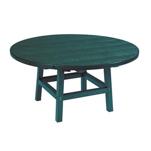 C.R. Plastic Products Adirondack - Green Cocktail Table