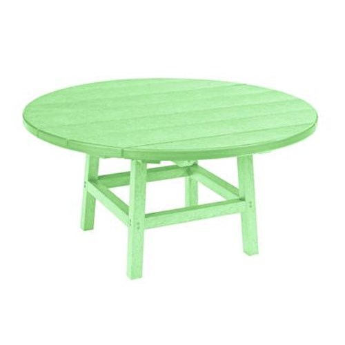 C.R. Plastic Products Adirondack - Lime Cocktail Table