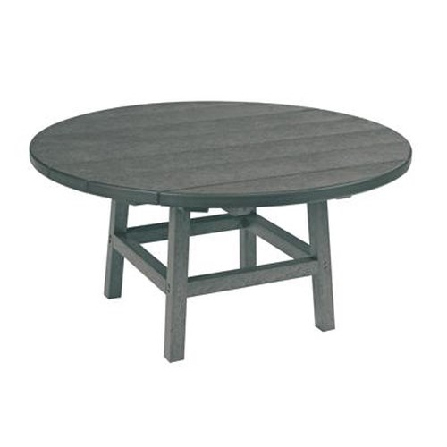 C.R. Plastic Products Adirondack - Slate Cocktail Table