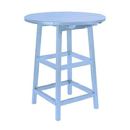 C.R. Plastic Products Adirondack - Sky Blue 32