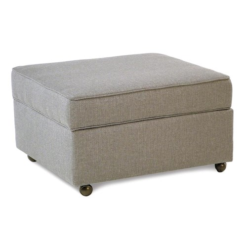 Cozy Life F9 Custom Collection Dancer Lift Top Storage Ottoman