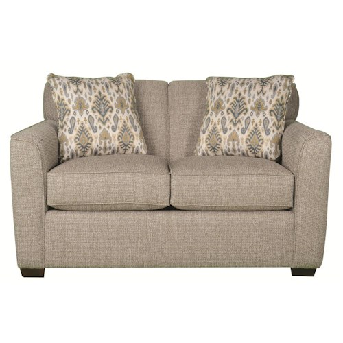 Morris Home Furnishings Betsy Loveseat