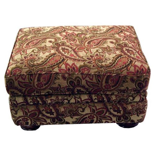 Craftmaster 2675 Upholstered Ottoman