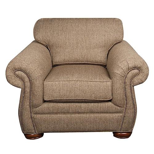 Morris Home Furnishings Rosemary Chair