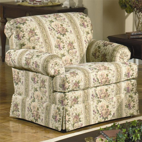 Cozy Life 4790 Upholstered Chair