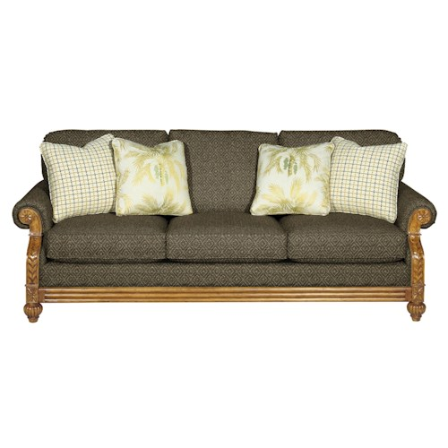 Cozy Life 722950 Casual Sofa Sleeper with Memory Foam Mattress