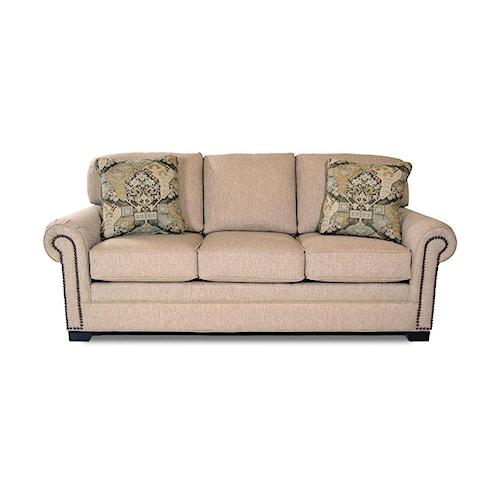 Craftmaster 756500 Sugarshack Sofa