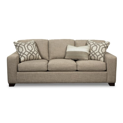 Cozy Life 758700 Sleeper Sofa with Large Track Arms
