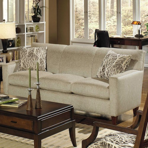 Craftmaster 7864 Contemporary Sofa