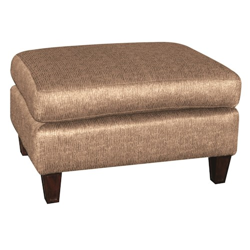 Morris Home Furnishings Digsby Ottoman