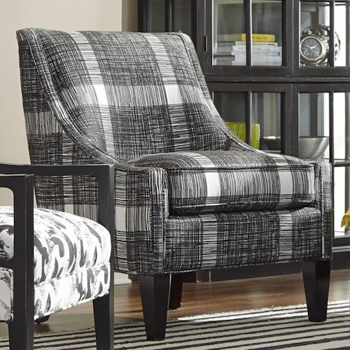 Cozy Life Accent Chairs Contemporary Accent Chair
