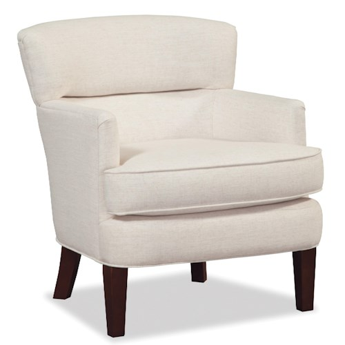 Cozy Life Accent Chairs Modern Split Back Accent Chair