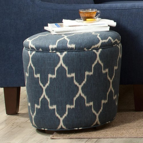 Cozy Life Accent Ottomans Small Accent Ottoman