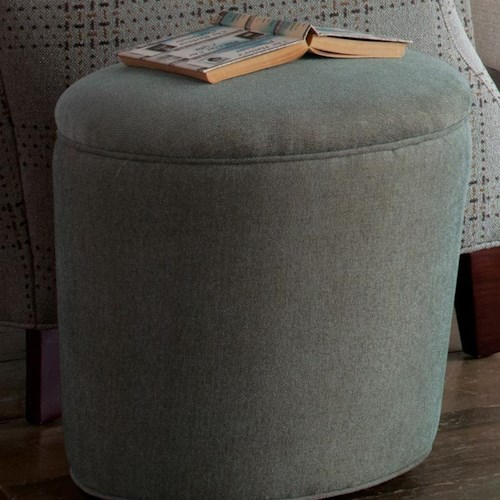 Craftmaster Accent Ottomans Small Accent Ottoman