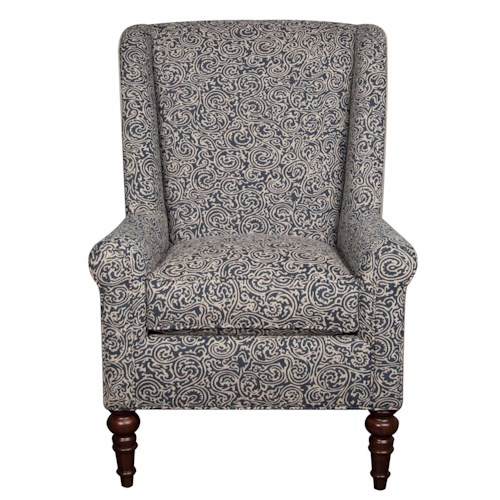 Morris Home Furnishings Hadley Accent Chair