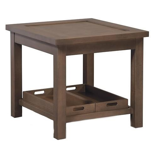 Morris Home Furnishings Kemper Lane End Table