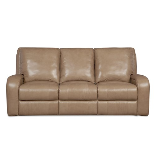 Craftmaster L356450 Sleek Power Reclining Sofa