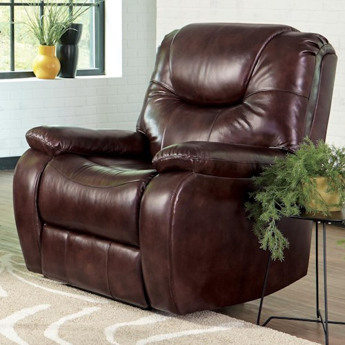 Craftmaster L357550      Casual Power Recliner