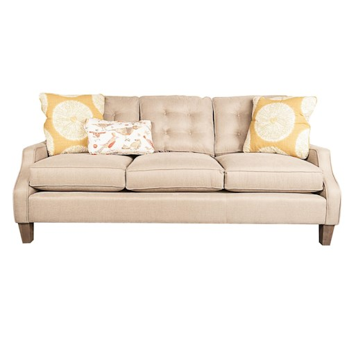 Morris Home Furnishings Soho Sofa