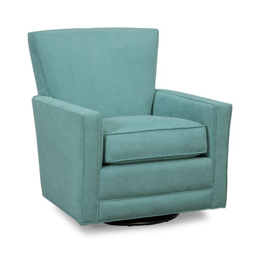 Craftmaster Swivel Chairs Swivel Glider Chair