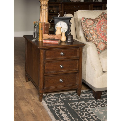 Morris Home Furnishings Upstate - End Table