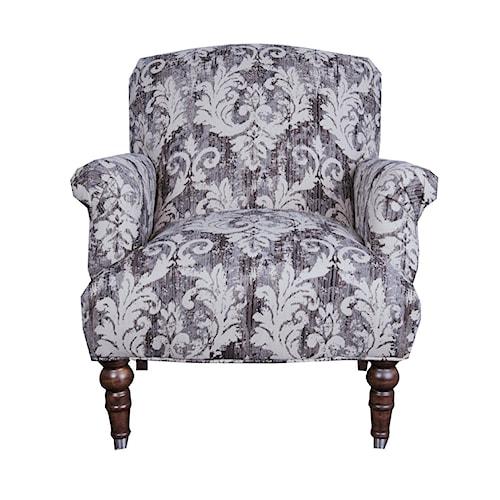 Morris Home Furnishings Upstate Chair