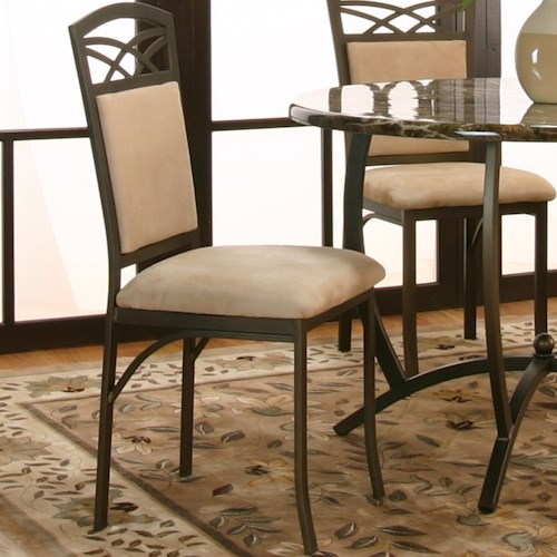 Cramco, Inc Atlas  Dining Side Chair w/ Upholstery