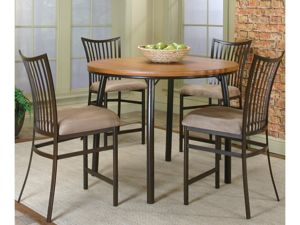 Counter Stool Shown with Counter Height Table
