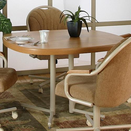 Cramco, Inc Blair Square Dining Table w/ Laminate Top