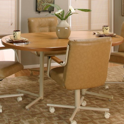 Cramco, Inc Cramco Motion - Carter  Rectangular Casual Dinner Table