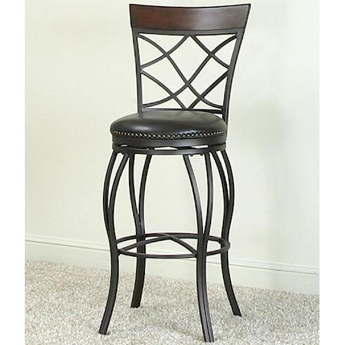 Cramco, Inc Cramco - Dining Bar Stool w/ Swivel Seat