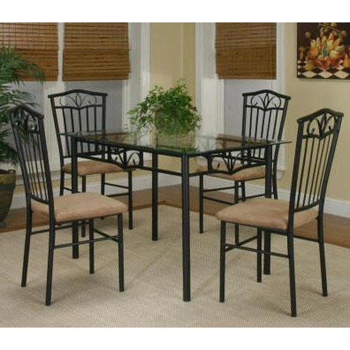 Cramco, Inc Cramco Trading Company - Laurel 5-Piece Dining Set
