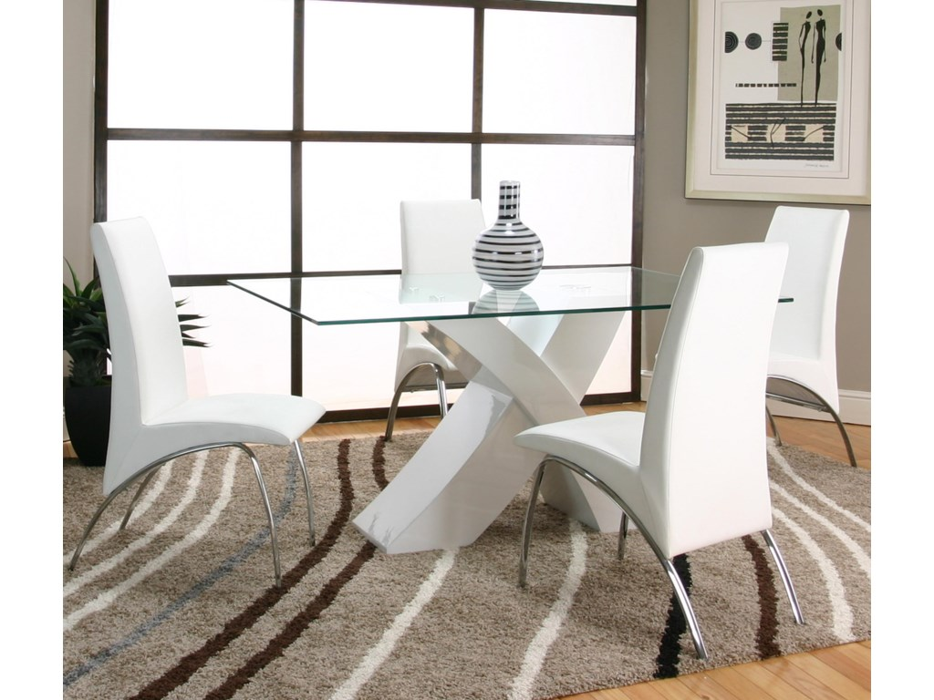 Shown with Table with White Base