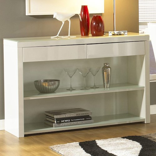 Cramco, Inc Venice Dining Sideboard w/ 2 Shelves