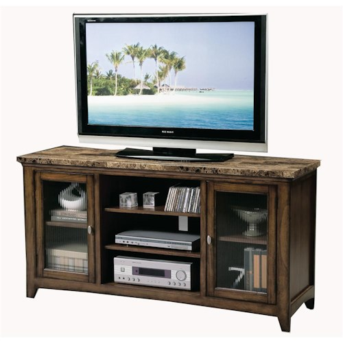 Crown Mark Thurner 60 Inch Entertainment Console with Storage