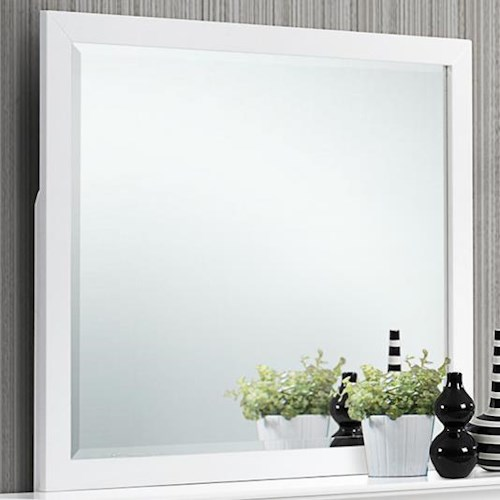 Crown Mark Hannah Transitional Mirror