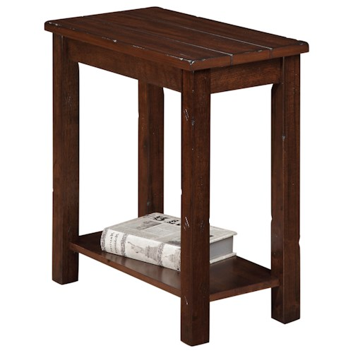 Crown Mark Chairside Tables Quinn Chairside Table
