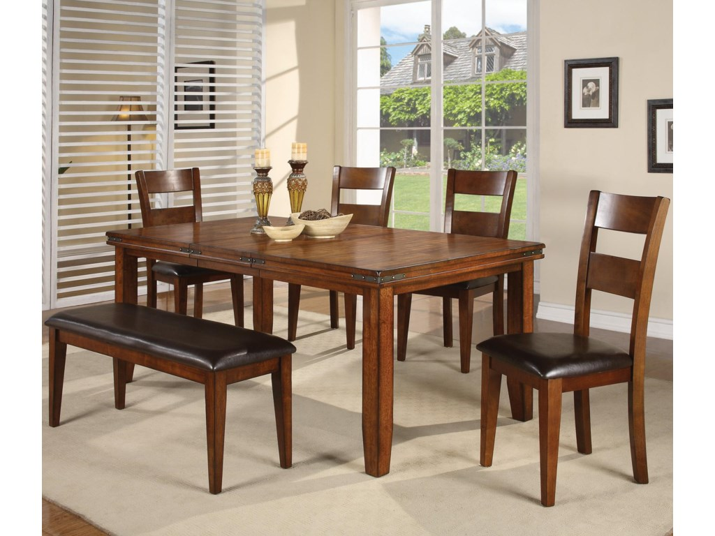 Shown with Coordinating Dining Table and Side Chairs