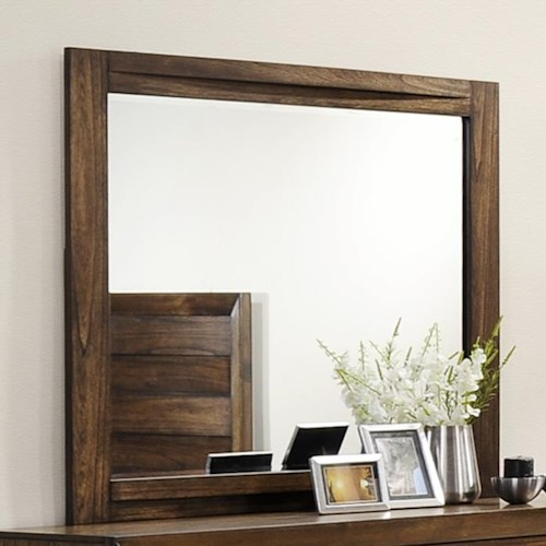 Crown Mark Kelton Contemporary Mirror