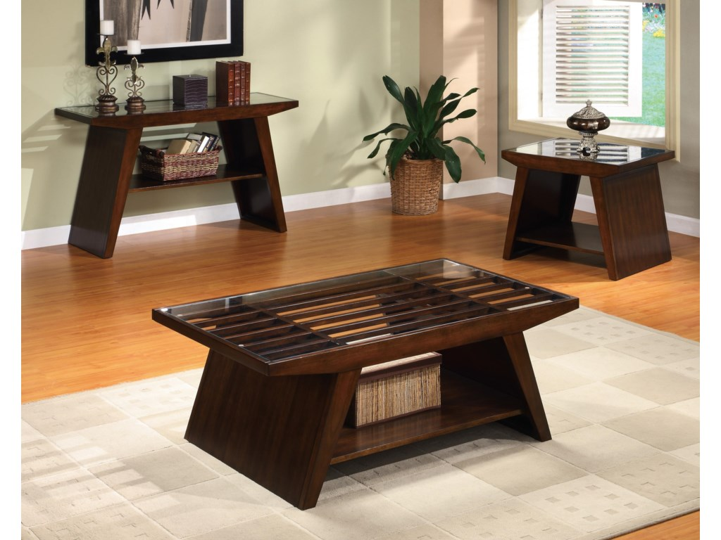 Shown with Coordinating Coffee Table and End Table