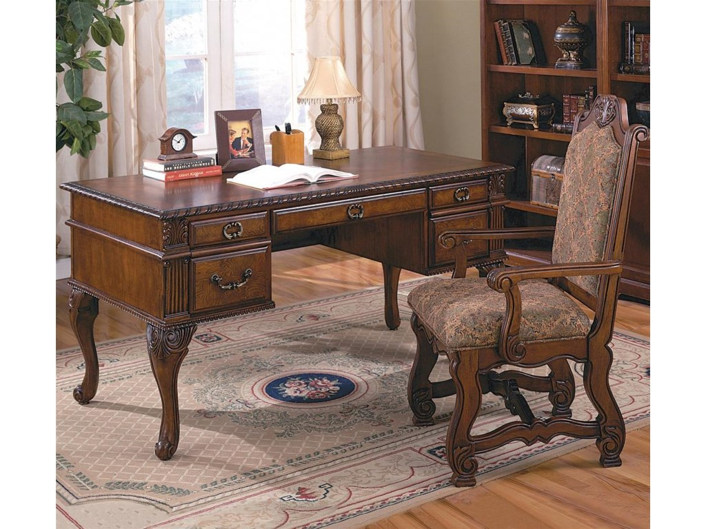 Shown with Home Office Table Desk