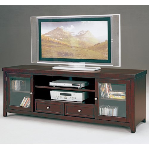 Crown Mark Norris Entertainment Console with Storage